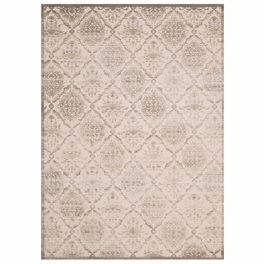 Weathered Trellis Taupe Rug Collection