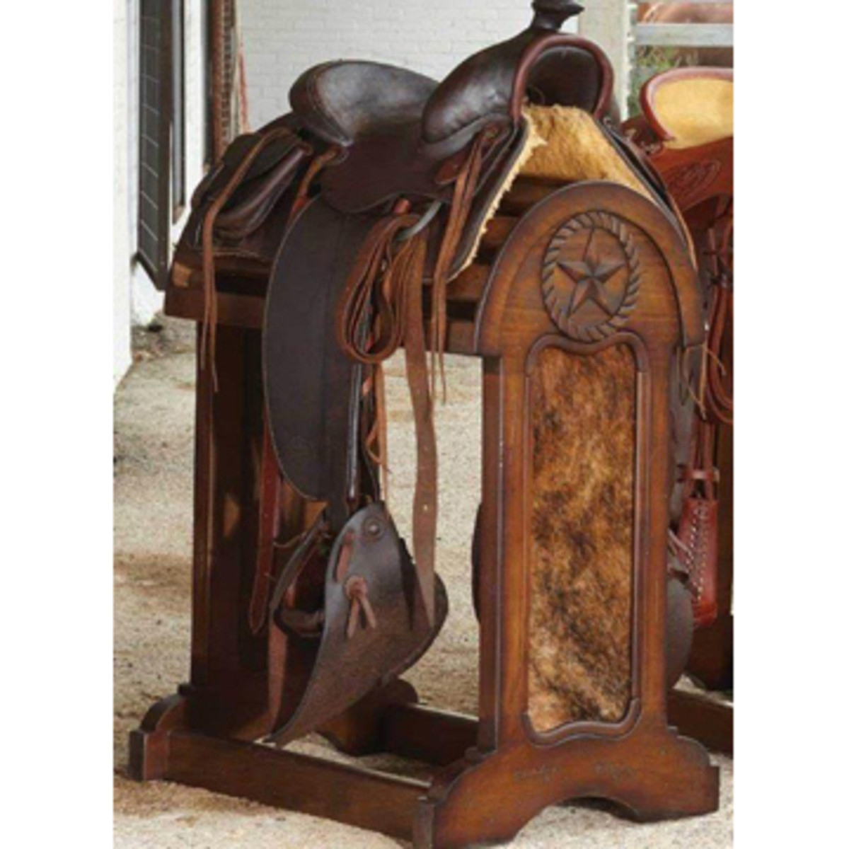 West Fork Saddle Stand