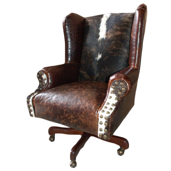 Western Executive Office Chair