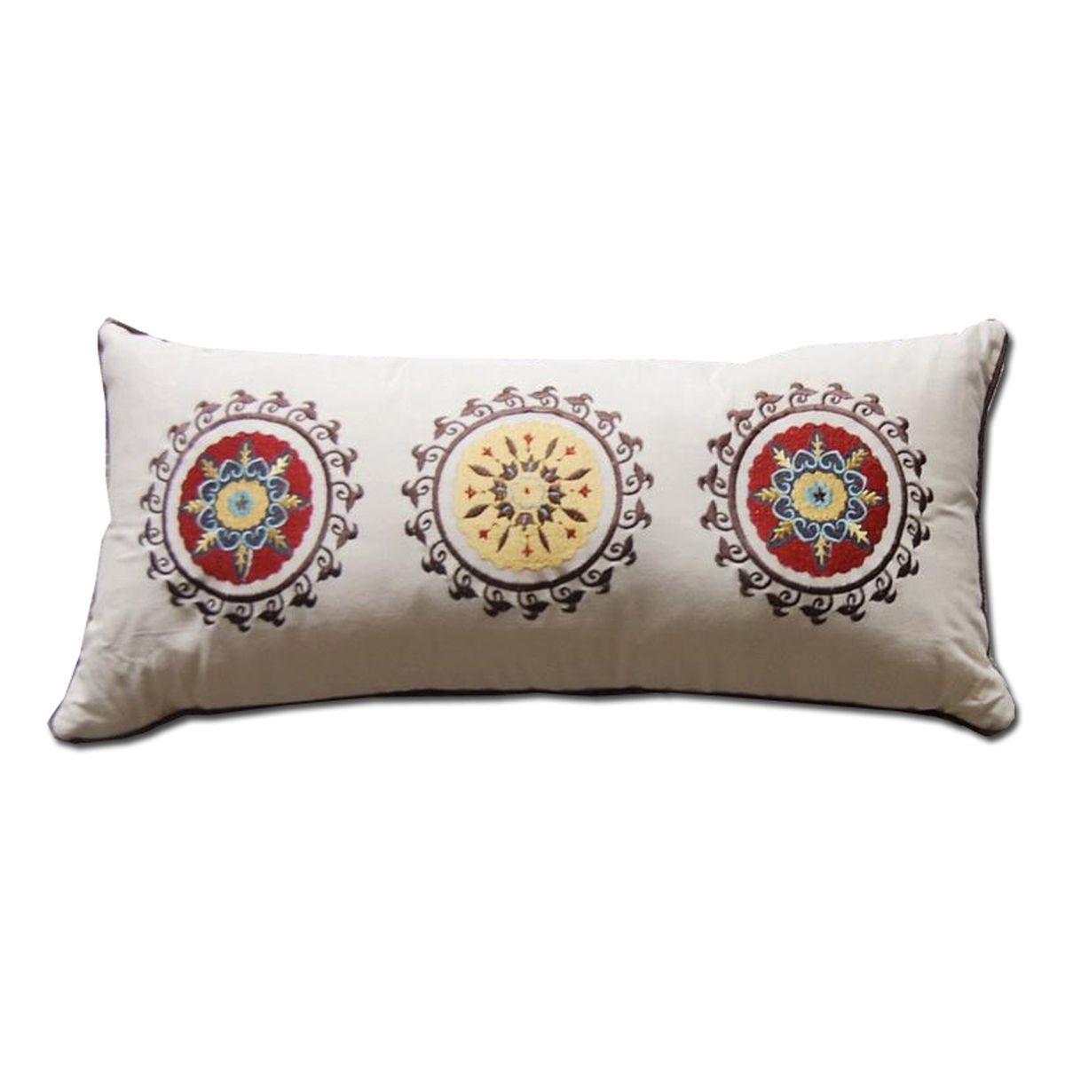 Western Medallions Neck Pillow