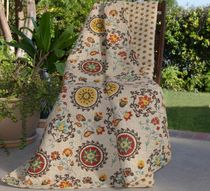Western Medallions Throw