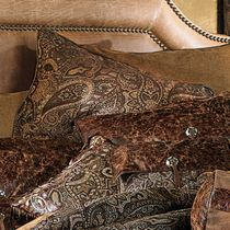 Western Paisley Beaumont Alternate Euro Sham