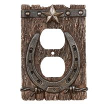 Western Ranch Outlet Cover