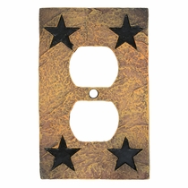 Western Star Stone Outlet Cover