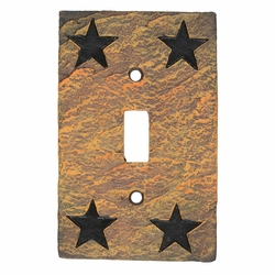 Western Star Stone Switch Covers - CLEARANCE