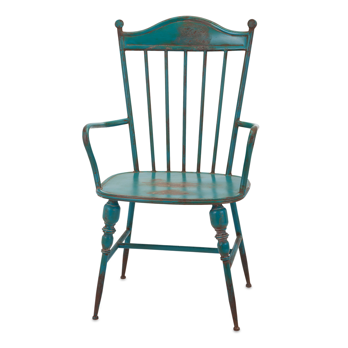 Metal Windsor Arm Chair