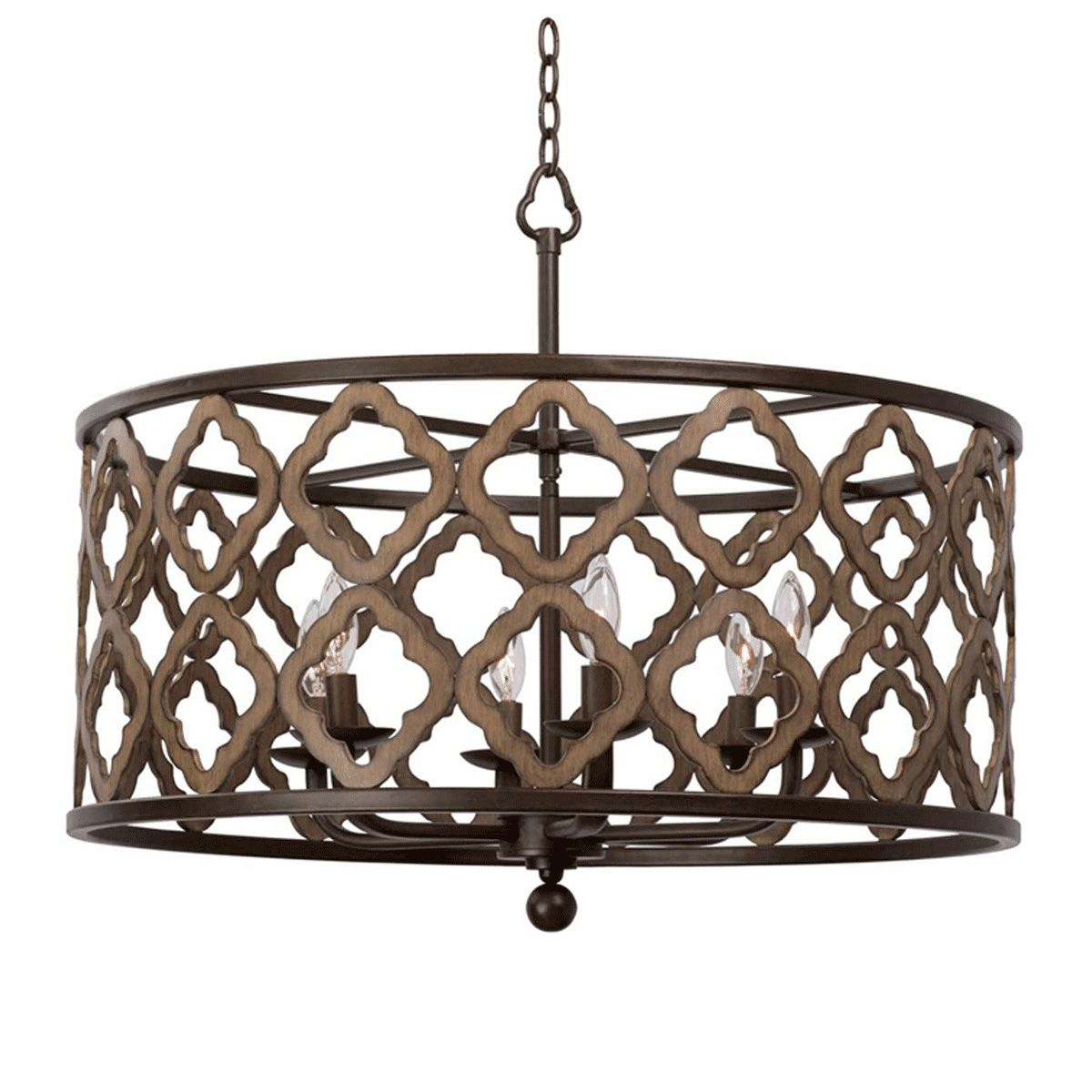 Whittaker 6 Light Pendant