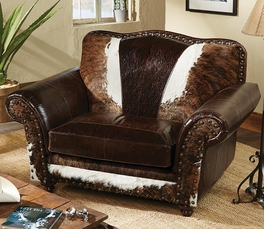 Remarkable Western Leather Furniture Cowboy Furnishings From Lones Lamtechconsult Wood Chair Design Ideas Lamtechconsultcom
