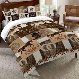 Wild West Living Bedding Collection