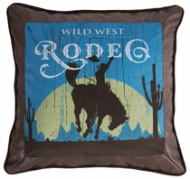 Wild West Pillow