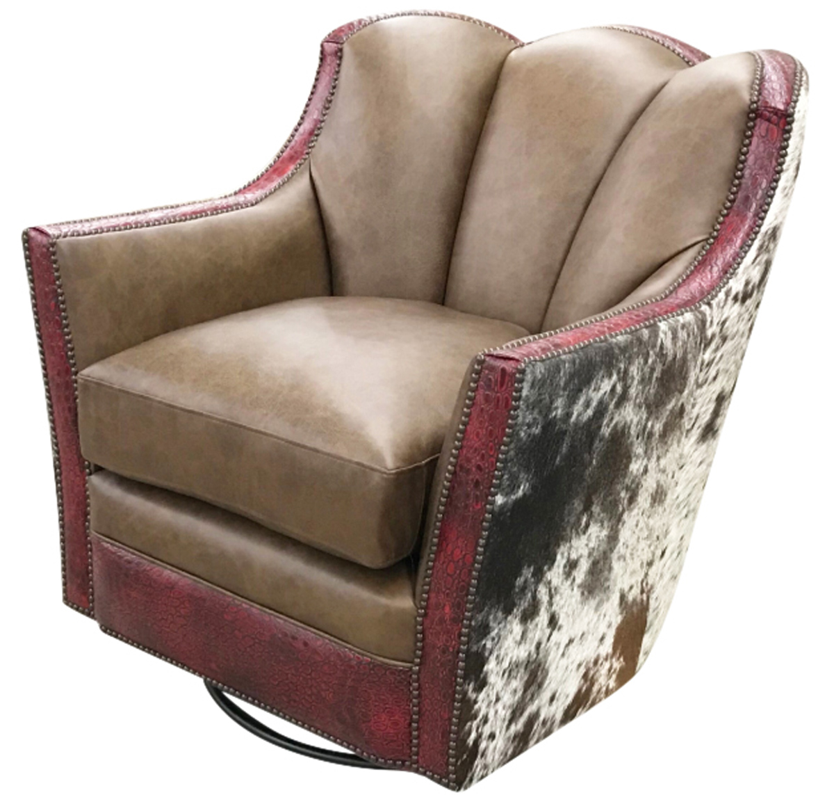 Wild West Swivel Glider