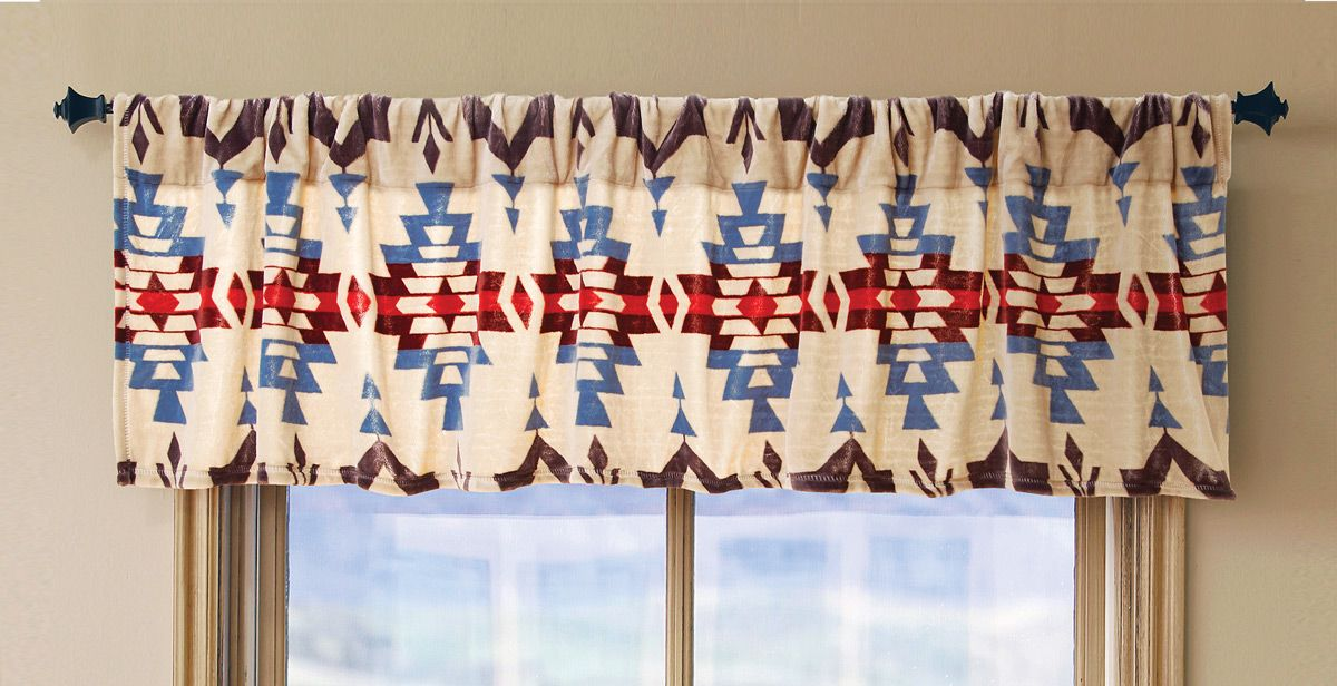 Wind River Plush Valance