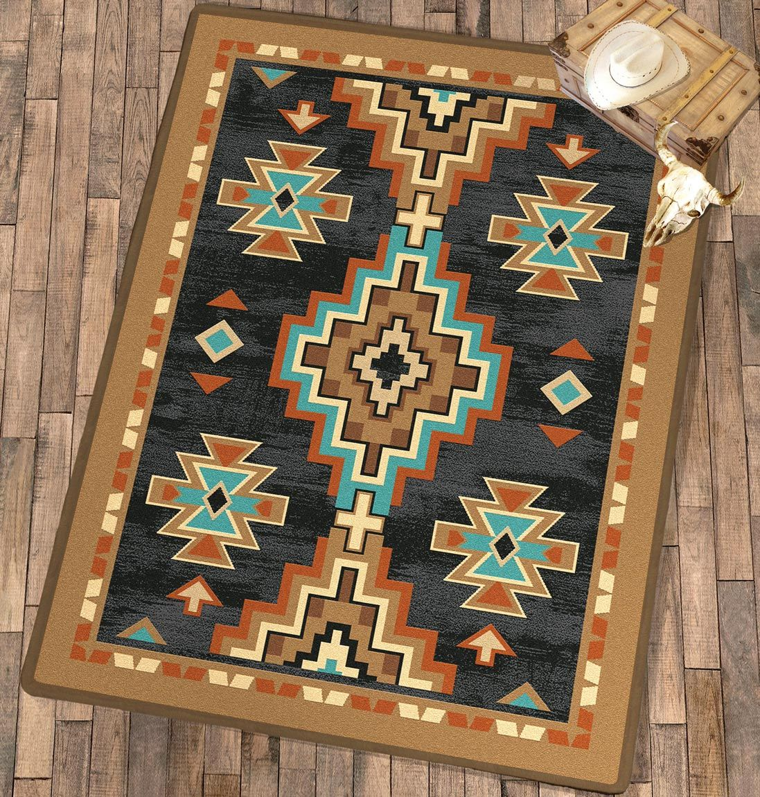Wind River Rug - 8 x 11