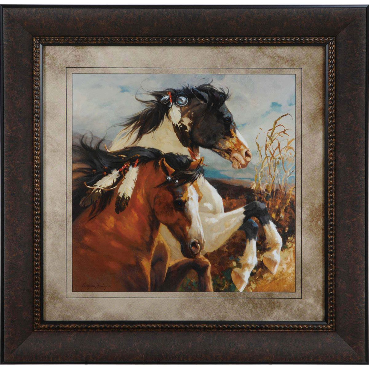 Wind Voyager Framed Art