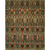 Winslow Arrows Rug - 8 Ft. Round