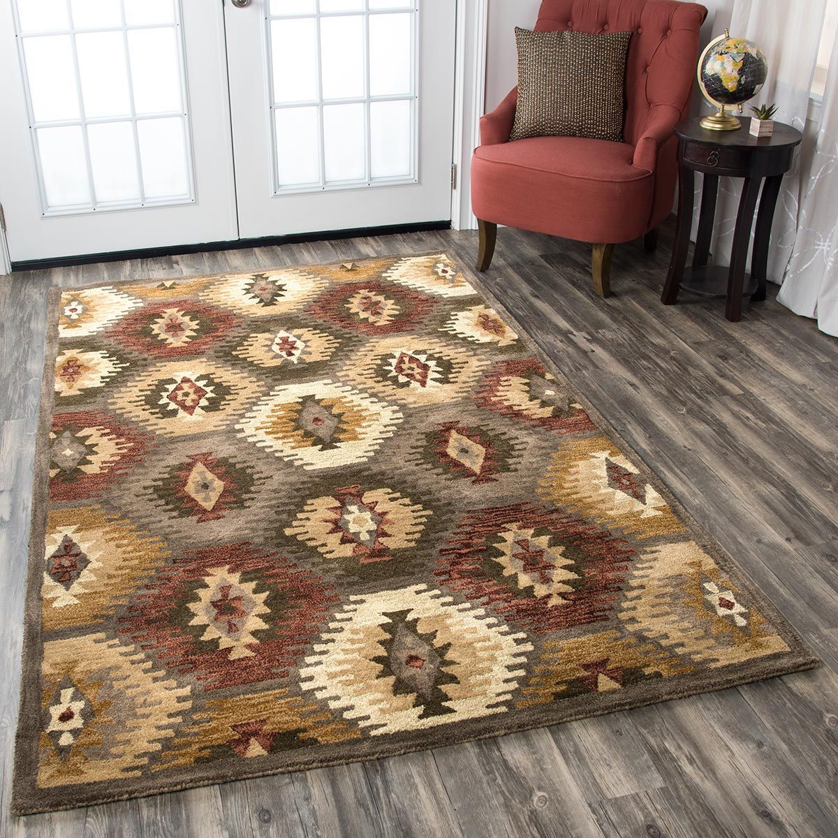 Winslow Rug - 8ft. Round