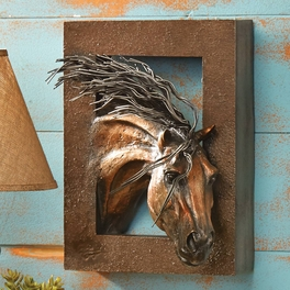 Wood & Sculpture Wall Hangings