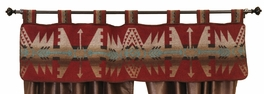 Yellowstone II Tab Top Valance