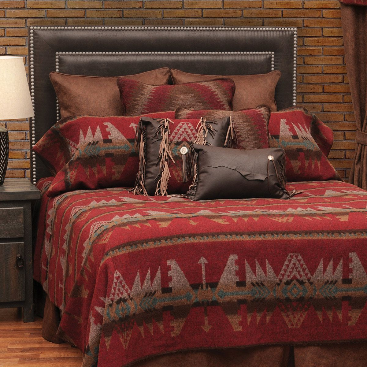 Yellowstone III Basic Bed Set - Cal. King