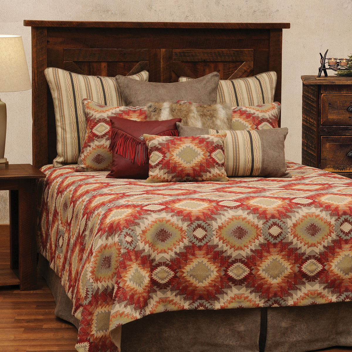 Yuma Sol Deluxe Bed Set - Cal. King