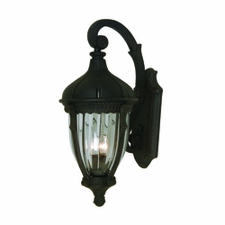 "Artcraft Annapolis 34"" Outdoor Wall Sconce Lighting AC8590OB"