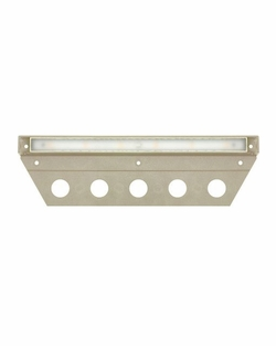 "Hinkley Nuvi LED 10"" Outdoor Deck Light - Sandstone 15448ST"