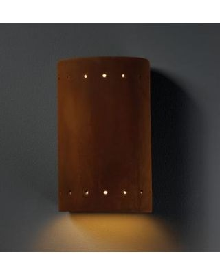 Justice Design Group Ada Small, Outdoor Sconce Lighting Reviews