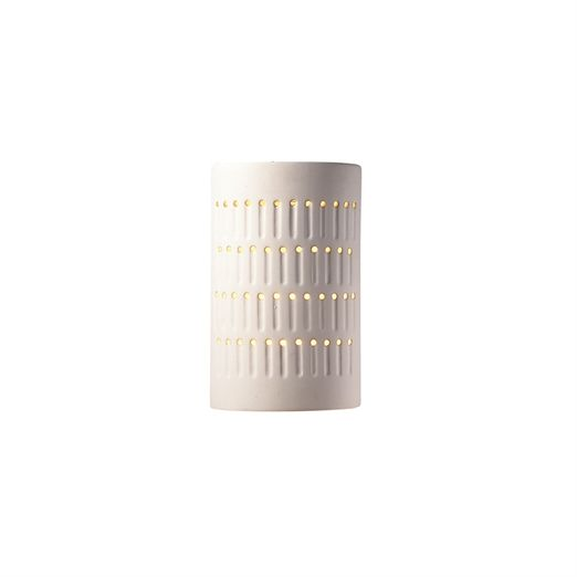 Justice Design Group Southwest Ceramic Outdoor Wall Sconce