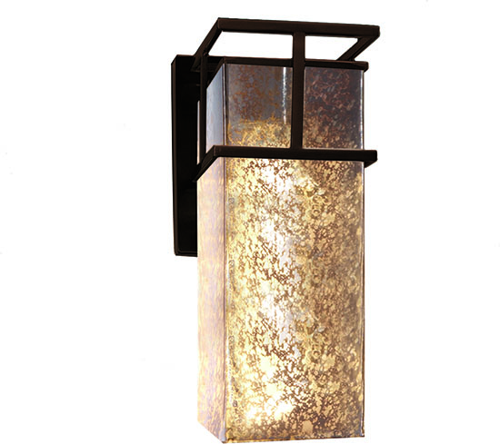 Justice Design Group Structure 1475 Led Outdoor Wall Sconce