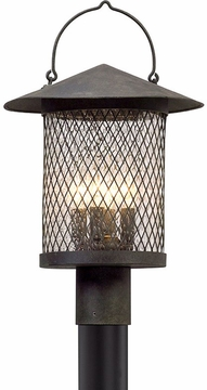 Troy Altamont LED Outdoor Post Lantern PL5175
