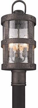 Troy Barbosa LED Outdoor Post Light Fixture PL3316