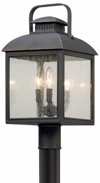 Troy Chamberlain LED Outdoor Post Lighting Fixture PL5085