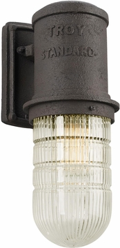 "Troy Dock Street LED 13.75"" Exterior Wall Lighting BL4342"