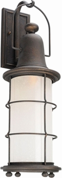 """Troy Maritime Fluorescent 26"""" Exterior Light Sconce BF4443"""
