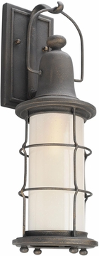 "Troy Maritime LED 19.5"" Outdoor Wall Lantern BL4441"