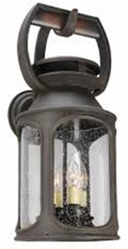"Troy Old Trail Fluorescent 23"" Outdoor Wall Lamp BF4513"