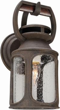 "Troy Old Trail LED 14"" Outdoor Wall Sconce Lighting BL4511"