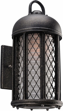 """Troy Signal Hill Fluorescent 21.25"""" Outdoor Wall Sconce BF4483"""