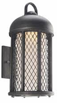 """Troy Signal Hill LED 17.5"""" Outdoor Wall Mounted Light BL4482"""