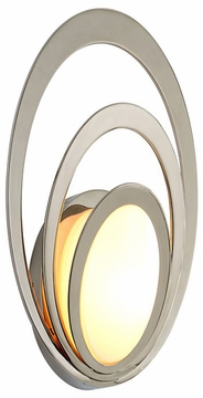 """Troy Stratus LED 15"""" Outdoor Wall Mounted Light B6502"""