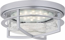 Vaxcel Logan LED Outdoor Ceiling Light T0421