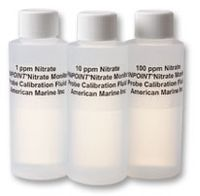 American Marine Pinpoint Nitrate Monitor Calibration Fluid set