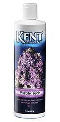 Kent Marine Purple Tech corallien and green calcareous macro-algae Supplement
