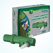 Tetra Pond GreenFree UV Clarifier 5 Watt