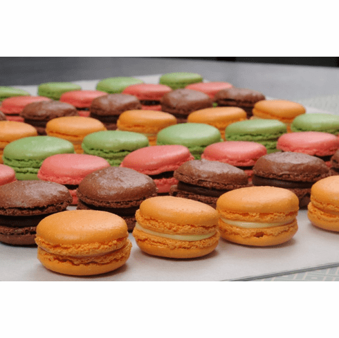 Box of Six French Macarons