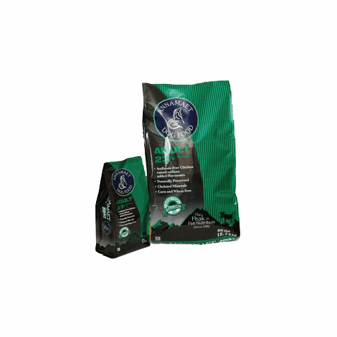 Annamaet ADULT GREEN 40 lb. bags Dog food provides a Holistic & Natural Way to feed your dog.
