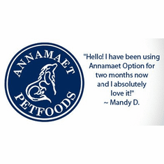 Annamaet Petfoods provides a Holistic & Natural Way to feed your dog or cat