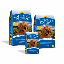 California Natural Chicken Meal & Rice Adult Dry Dog Food 5 lbs