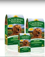 California Natural Lamb Meal and Rice Adult Large Bites Dry Dog Food From 9.87