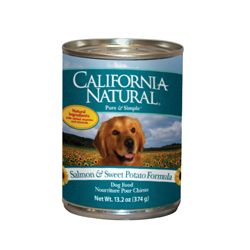 California Natural Salmon & Sweet Potato Canned Dog Food from $18.86